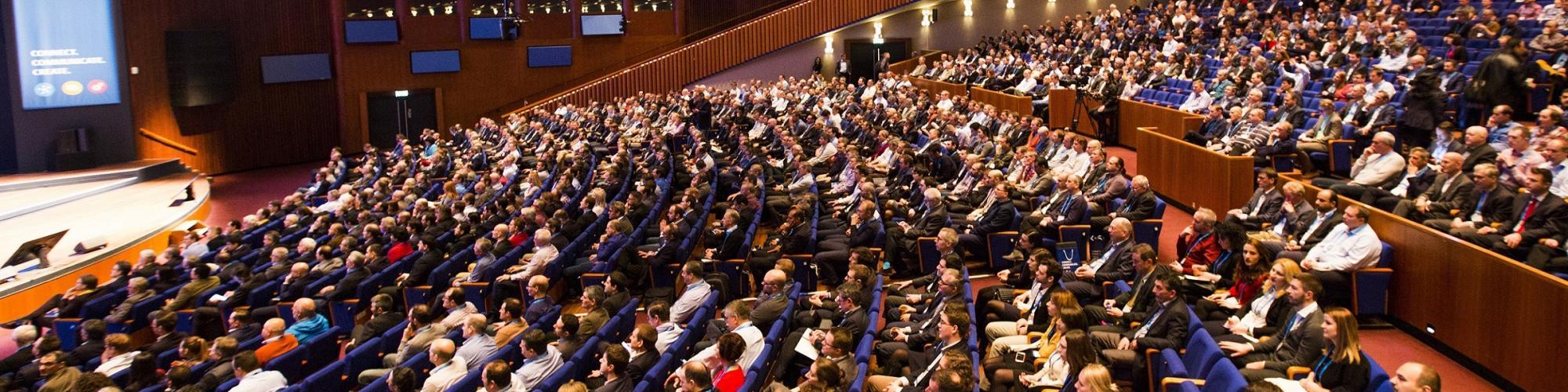 TEDxMaastricht full house