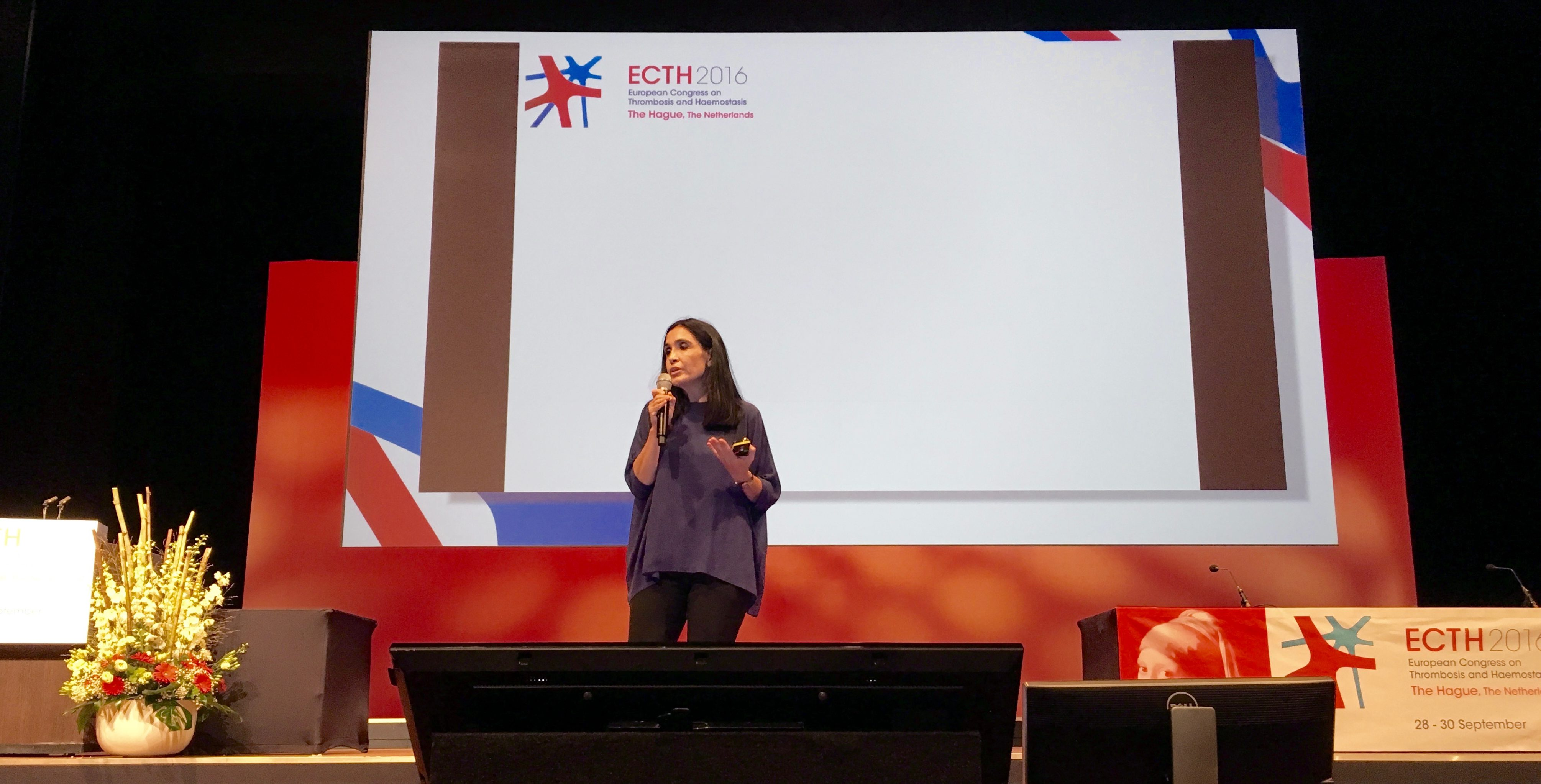 ECTH2016 speaker presentation