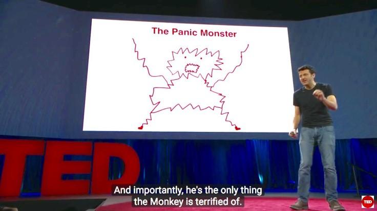 Tim Urban geeft een volmaakte presentatie bij TED