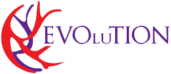 EVOluTION research logo conference
