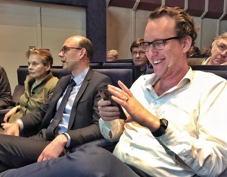 Internistendagen 2019 TED sprekers