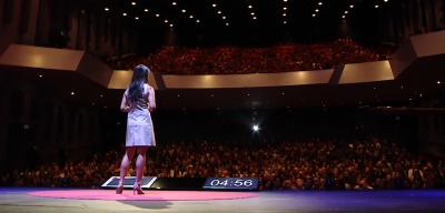 Speaking in public Samina Ansari
