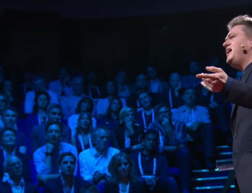Let's rethink the approach to public speaking